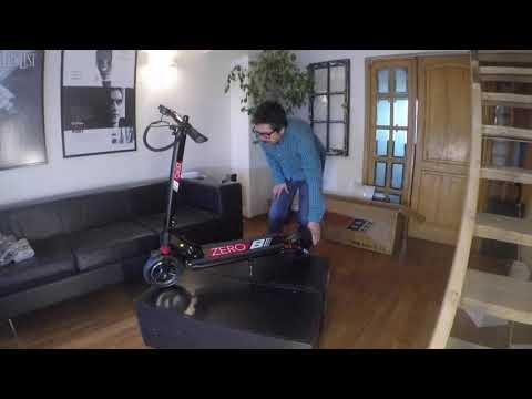 Scooter Zero 8 - Image