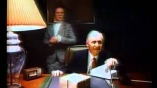 1980's commercials    Federal express.