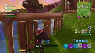 Fortnite Tournament #1- Winners Bracket Finals [Twitch Highlight]