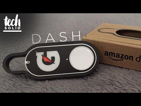 Amazon Dash Unboxing & Setup