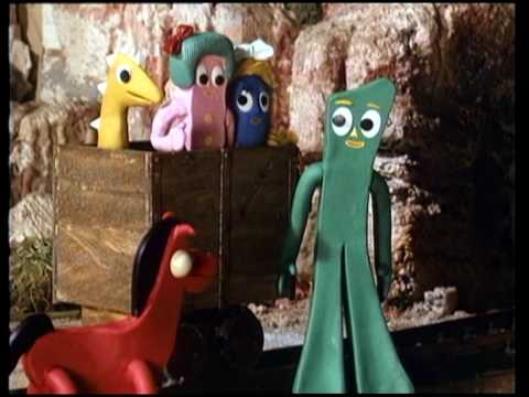 Gumby Adventures - The Forbidden Mine Part 1