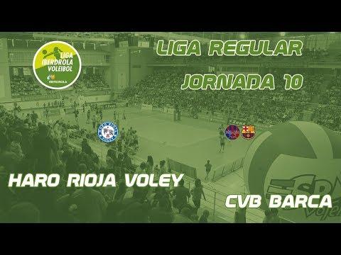 09/12/2017 | Haro Rioja Voley - CVB Barça | Superliga Iberdrola J10 | 17/18