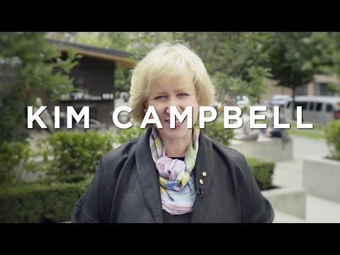 What's your Canada?: Kim Campbell on the RCMP
