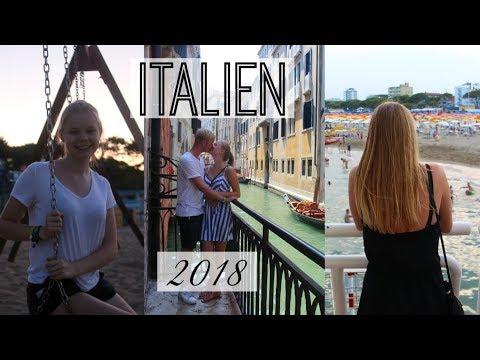 ITALIEN 2018 - Travel Diary    VIVOS WORLD