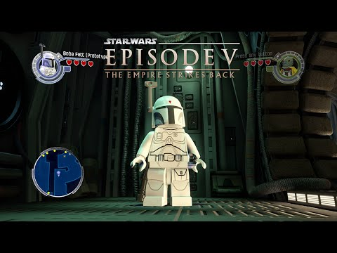 LEGO Star Wars The Force Awakens - The Empire Strikes Back Character ...