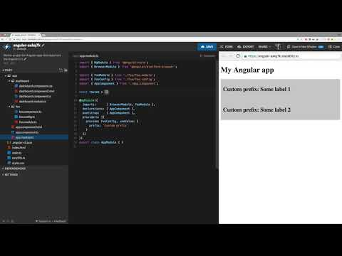 Sharing Angular modules like a boss - Craftsmen