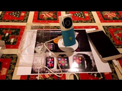 Clever Dog 720P HD Mini WiFi Smart IP Camera