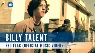 Billy Talent - Red Flag (Official Music Video)