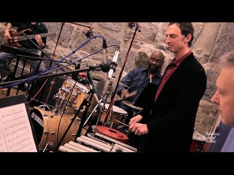 "Mark Walker, ""Island Hopping"" - feat. Berklee Percussion Department Faculty"