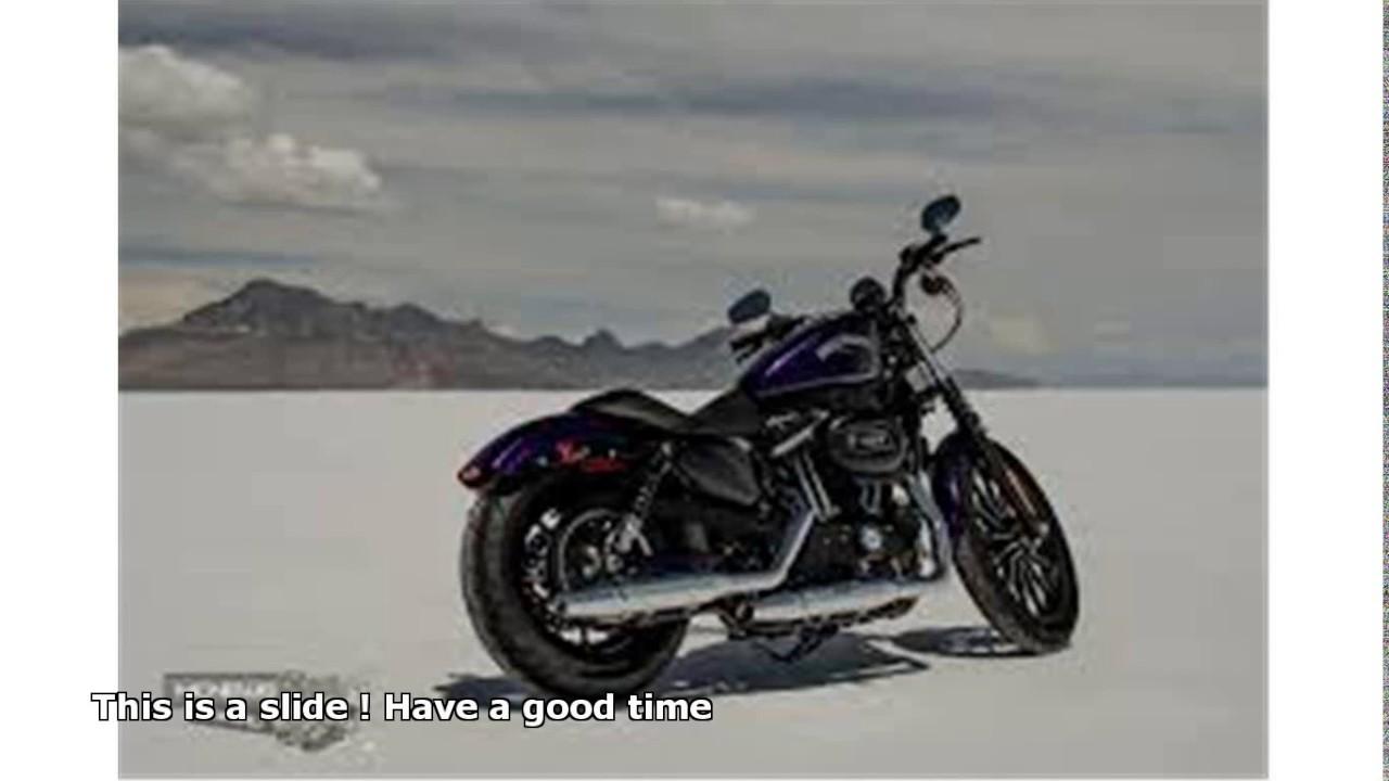 harley davidson iron 883 top speed - YouTube
