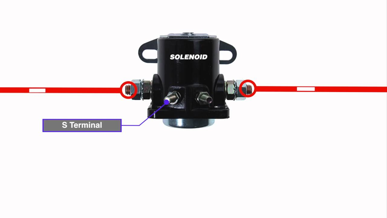 medium resolution of ford remote start solenoid