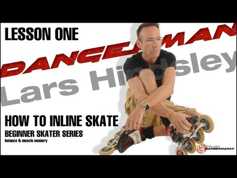 How to inline skate - truly your best skate lesson series for beginners