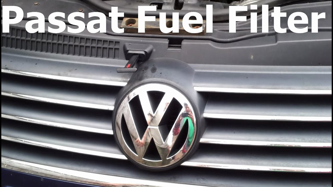 Maxresdefault on Vw Fuel Filter