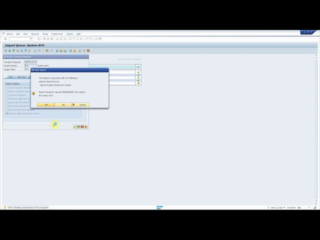 Enhance SAP Solution Manager Service Desk using STA Ticket System - Installation