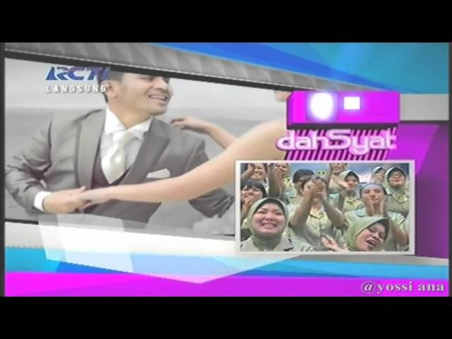 AMS - FATIN SL - di Urutan 9 - @Dahsyat Chart - 26 Nov 2013 Travel Video