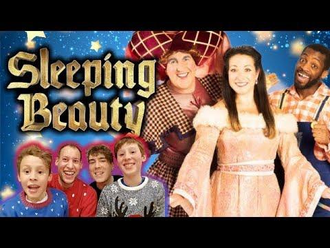 Sleeping Beauty Review Nottingham Playhouse Panto 2019