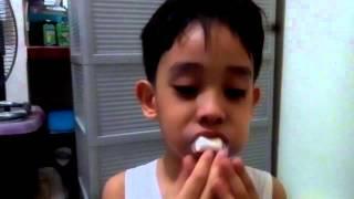Thr Bastian Experience: The Chubby Bunny Challenge