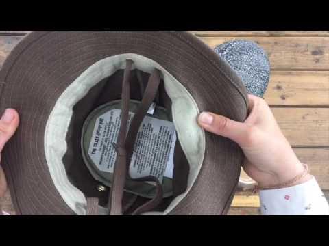 Tilley Endurables TH5 Walking Hat Review