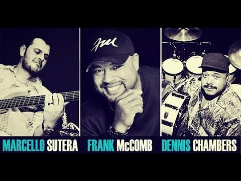 Frank McComb | Dennis Chambers | Marcello Sutera | This Christmas | @ Zio Live Club Milano
