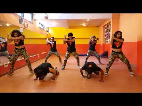 Goliyan   SuperBang   Diljit Dosanjh feat Yo Yo Honey Singh   2015 Choreography