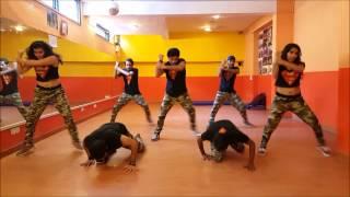 Goliyan | SuperBang | Diljit Dosanjh feat Yo Yo Honey Singh | 2015 Choreography