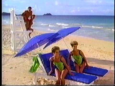 Double Mint Gum Commercial   1987