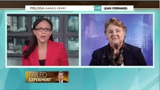 KDP Chair Joan Wagnon on MSNBC