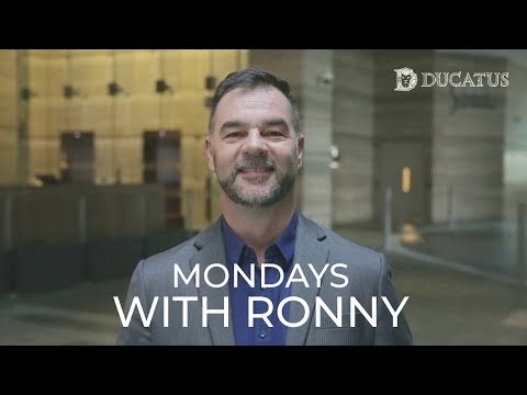 Ronny Tome: Understanding the Basics of Cryptocurrency  | #MondaysWithRonny (EP1)