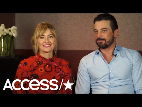 'Riverdale's' Mädchen Amick & Skeet Ulrich Are Hilarious Discussing The Impending Arrival Of Gladys