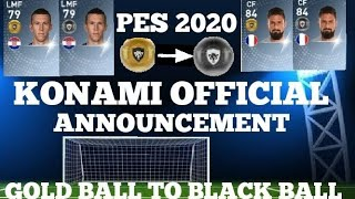 Pes 2019 Upcoming Black Ball