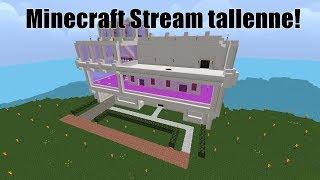 Rakennetaan talo! - Minecraft [Stream tallenne]