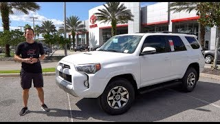 The Toyota 4Runner has been such an off road icon that has gone unc...