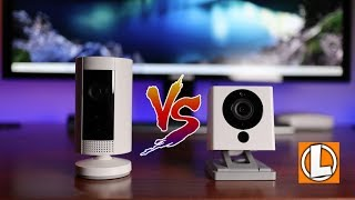 Ring Indoor Camera vs Wyze Cam WiFi Security Camera - Comparing Features, Video and Audio Quality