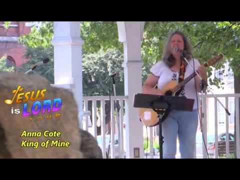 Jesus Is Lord Tour   Anna Cote