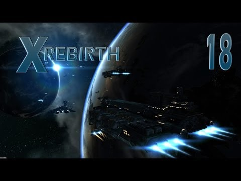 X: Rebirth (Ep. 18) - Miner Escort Mission