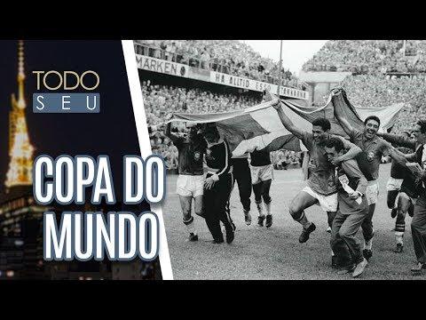 Jornalista Thiago Uberreich Fala Sobre A História Da Copa Do Mundo - Todo Seu (08/06/18)