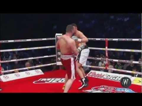 Hughie Fury vs David Whittom