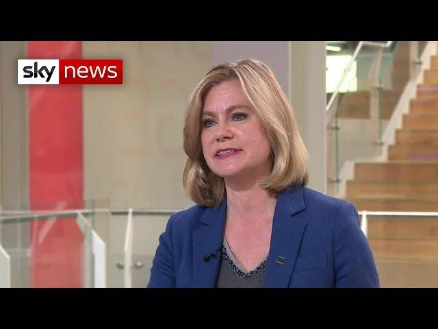Greening: Tory leadership is hard Brexiteer beauty parade