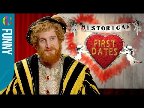 Horrible Histories | Henry VIII does Historical First Dates