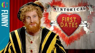 Horrible Histories   Henry VIII does Historical First Dates