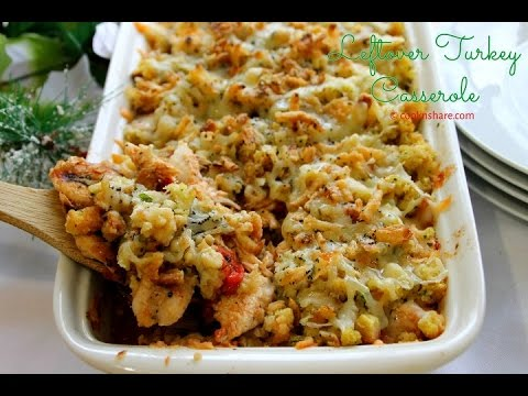 Chicken and Stuffing Casserole - Cook n' Share
