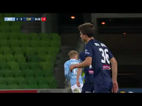 A-League 2018/19: Round 27 - Melbourne City FC v Central Coast Mariners (Full Game)