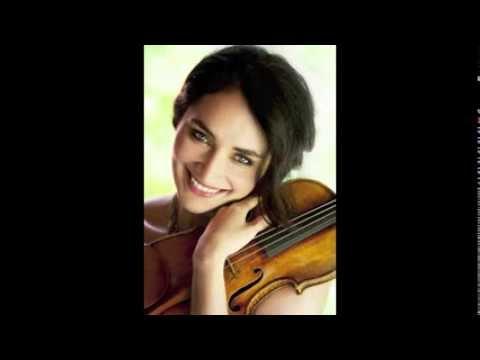 Paganini Caprice Nr. 5 for Solo Violin, Eva León