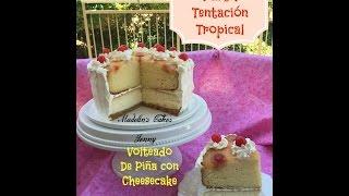 Pastel Tentación Tropical