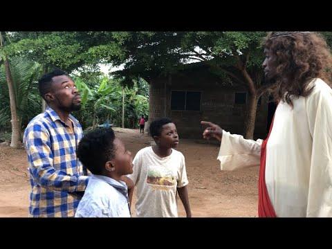 Quappiah,kompany,Amankwah n Mmebusem- Latest short comedy (Quappiah Comedy)