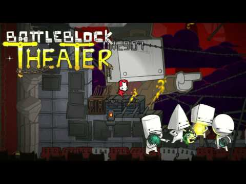 Battleblock Theater:  Boss Stage with Lyrics (Download in description)