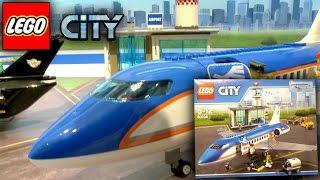 LEGO City 2016 Airport (60100-60104) Planes, Jets, Airshow Nuremberg Toy Fair