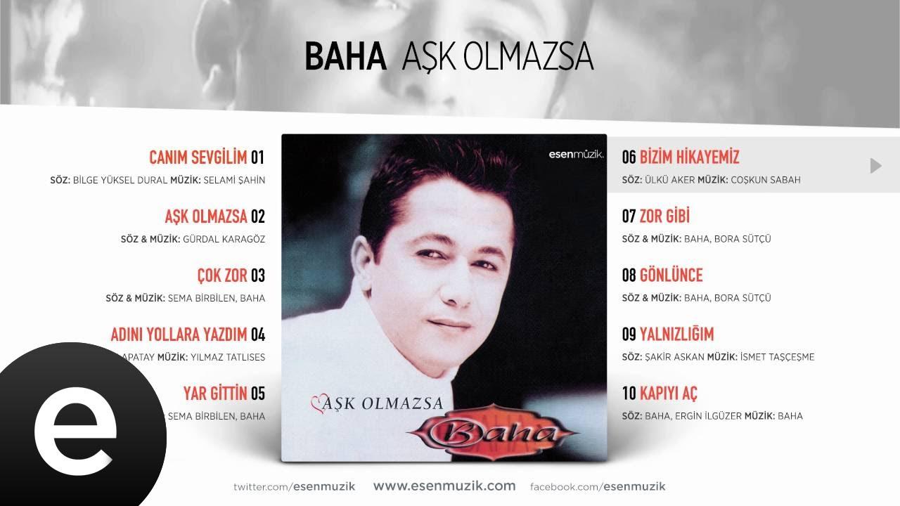 Bizim Hikayemiz (Baha) Official Audio #bizimhikayemiz #baha - Esen Müzik