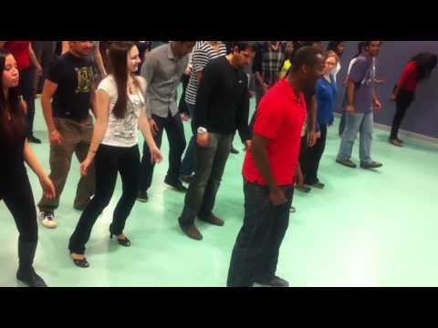 University of Bradford Africa Arts Society - Reggaeton dance