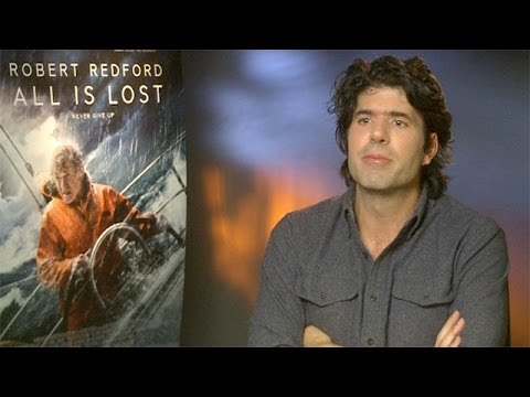 All is Lost director JC Chandor: 'The film should feel like one long ribbon'